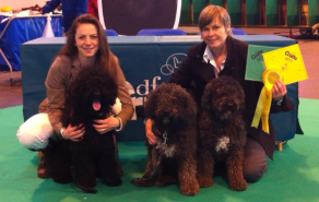GranReserva at Crufts 2011